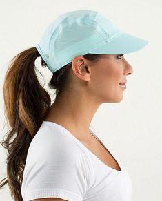 5cca8da7314 Lululemon Sun Chaser Run Hat