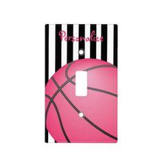 Basket Ball Decorations For Girls Sport Theme 55 Ideas For 2019 Basketball Bedroom, Basketball Shorts Girls, Basketball Design, Basketball Birthday, Basketball Games, Basketball Court, Girl Room, Girls Bedroom, Bedroom Ideas