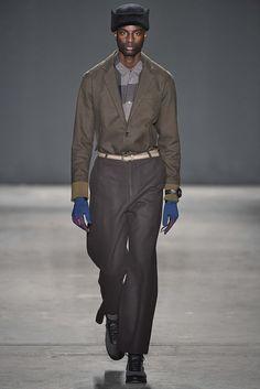 Robert Geller Menswear Fall Winter 2017 New York
