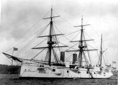 USS CHICAGO circa 1891