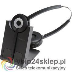 Słuchawki DECT Jabra PRO 930 Duo MS #voip24sklep #jabra #sluchawkibezprzewodowe