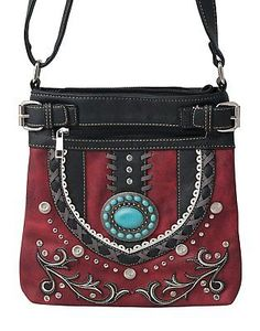 df2b6e1a6019 7 Best Handbag images in 2017 | Bling purses, Cowgirl bling, Cute ...