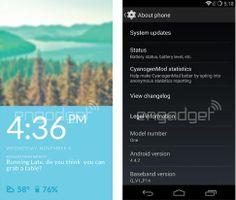 Novas imagens revelam CyanogenMod presente no smartphone OnePlus One