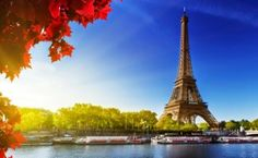 In Paris I want to see Eiffel tower. Eiffel tower is a symbol of discord, desire and fascination. It is a Paris single most romantic place. I want to see the city's view from the top of the tower because it's a breathtaking, panoramic view of the valley. Torre Eiffel Paris, Paris Eiffel Tower, Rio Sena Paris, Paris France, France City, Lyon France, France Europe, Provence France, World Travel Guide