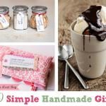 Simple Handmade Gifts - Part Six