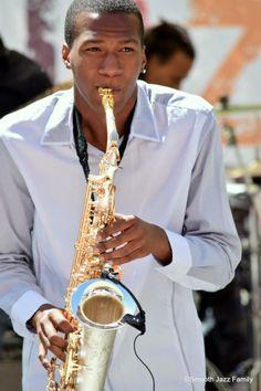 6-14-14  Curtis Brooks - Jazz At The Creek