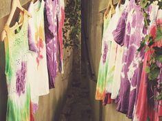 DIY Clothes Refashion: DIY Tie Dye Vintage Style