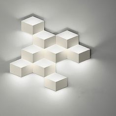 triangle flexible lamp hexagon - Google Search