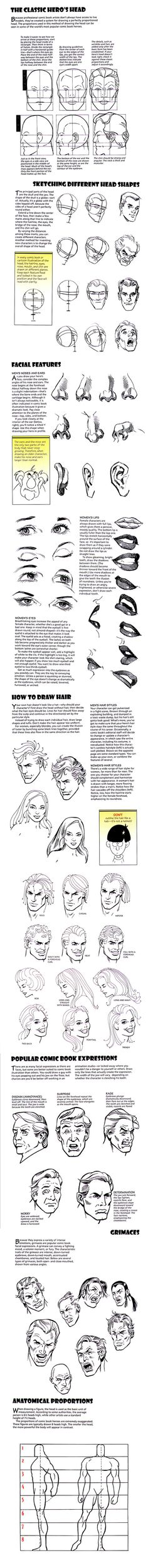 How to draw comics people 36 Trendy ideas Drawing Techniques, Drawing Tips, Comic Books Art, Comic Art, Character Design Tips, Drawing Superheroes, Comic Drawing, Anatomy Reference, Pose Reference