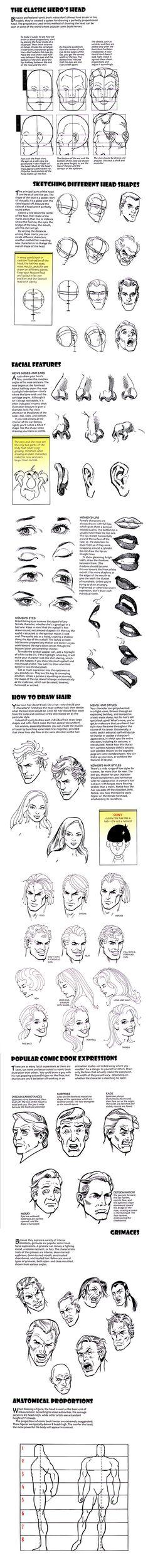 [1] - How to Draw Comics