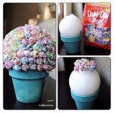 "Birthday idea!  Would be fun for a ""Candy Land"" 