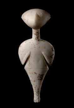 """The Stargazer"" Turkey, 3000 BC The Cleveland Museum of Art"