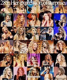 Love this tumblr. Reasons I love Taylor Swift :)
