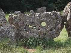 Ultimate Hag Stone at Rollright Stone Circle