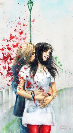 Tanya Shatseva art