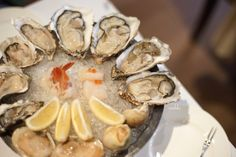 The Oyster House ( Italian  /  Seafood  /  Oyster Bar ) Photo & review by food blogger mohkc
