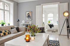 Claves para un estilo nórdico - una vivienda en Estocolmo | Decorar tu casa es facilisimo.com