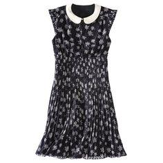 Kate Young For Target Peter Pan Collar Dress