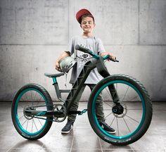 Bicicleta Growing Kidzbike