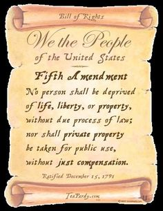 fifth amendment equal protection under the law