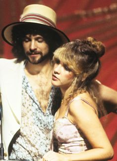 """""""Stevie & Lindsey at the American Music Awards in 1978 """" HQ copies: X X Stevie Nicks Lindsey Buckingham, Buckingham Nicks, Stevie Nicks Fleetwood Mac, John Taylor, Some People Say, American Music Awards, Hopeless Romantic, Best Couple, Running Women"""