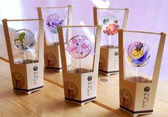 Japanese lollypops
