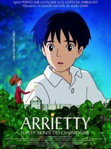 Hayao Miyazaki (please remove the crappy Disney pop music! Secret World Of Arrietty, The Secret World, Film Animation Japonais, Animation Film, Otaku Anime, Manga Anime, Studio Ghibli Films, Japanese Animated Movies, Anime Suggestions
