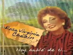 Rosa Virginia Chacín interpretando el Tema del Maestro Hugo Banco - Hoy Hablé de Tí , La mejor musica romantica Venezolana cantada por 'la voz mas dulce de V...
