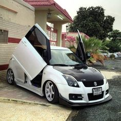 Gullwing suzuki swift