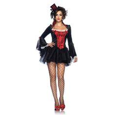 Miss Dracula Kostuum