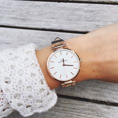 mockberg| @breathexox Wow, just wow. We don't have any words for this one ❤️ #mockberg#watch#design#armcandy |