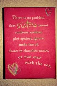 Agreed, but I think I'd have to add drink wine and let the problem resolve itself! Lol!