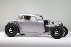 Hot Wheels - Oh that full custom hand made hot rod goodness, you can thank the legends Classic Hot Rod, Classic Cars, Chevy Ssr, Traditional Hot Rod, Hot Rod Trucks, Chevy Trucks, Us Cars, Street Rods, Kustom