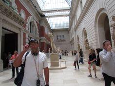 MET: Hall de las esculturas