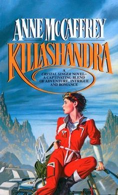 byAnne McCaffrey At first Killashandra Ree's ambitions to become a Crystal Singer, get rich, and forget her past, were going just as she had hoped. But after s