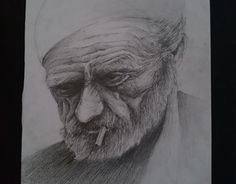 """Check out new work on my @Behance portfolio: """"Old man"""" http://be.net/gallery/45790585/Old-man"""
