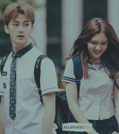 Nct Johnny, Jeon Somi, Korean People, Mark Lee, Chanbaek, Cute Guys, Ohana, Couples, Random