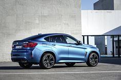 BMW X6M é um monstro na rua e também debaixo do capô | O Hall | Site masculino com conteúdo de qualidade