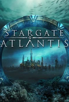 Stargate Atlantis. Not a film but a series. I'm on Episode 5 of Series 1, but I love love love it, so I'm posting it!