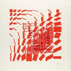 Graphic arts: Artur Rosa by Josef Albers, 1972 Josef Albers, Anni Albers, Op Art, Abstract Expressionism, Abstract Art, Bauhaus Design, Concrete Art, Funny Tattoos, Art Moderne