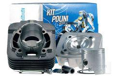 New TPH 50 DT 10 Luftfilter Einsatz POLINI f/ür TPH 50 LBMC501