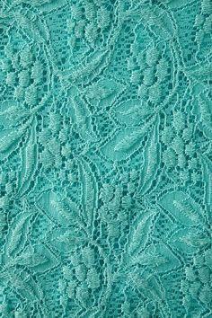 ღ❤️Turquoise lovely color❤️ღ turquoise Lace Azul Tiffany, Tiffany Blue, Shades Of Turquoise, Teal Blue, Shades Of Blue, Blue Lace, Turquoise Color, Turquoise Cottage, Happy Colors