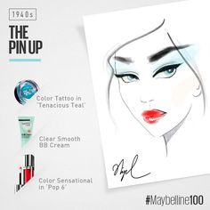 Maybelline 100th Anniversary_1940s