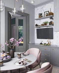 Meus queridos o espaço que vos trago hoje é efectivamente uma cozinha, mas minha gente, eu poderia lá pôr uma cama, em vez de uma mesa e n...