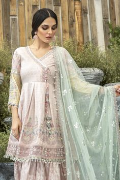 Pakistani Salwar Kameez, Pakistani Suits, Salwar Suits, Designer Wear, Designer Dresses, Western Formal Wear, Maria B, Eid Dresses, Eid Collection