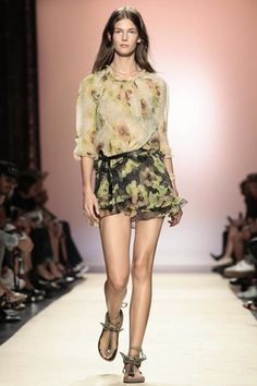 Isabel Marant Ready To Wear Spring Summer 2014 Paris