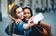 Friends can share similar brain waves, genetics, and personality traits — here's why it happens Hipsters, Self Reflection Quotes, Massage Envy, Between Friends, Taking Selfies, Brain Waves, Selfie Poses, Friends Mom, Insta Photo