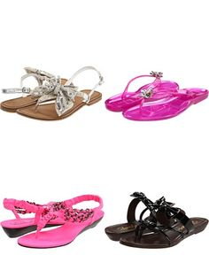 Sweetie by Naughty Monkey, Neno by GUESS, Kinkki-N by Betsey Johnson, Snippets - Blink by SKECHERS