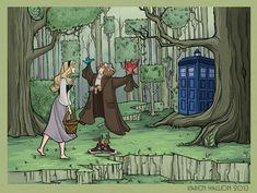 Princesas Disney encontram Doctor Who - Just Lia Dr Who, Peter Capaldi, Tardis Doctor Who, Tenth Doctor, Doctor Who Companions, Fandom Crossover, Arte Disney, Disney Magic, Disney Art