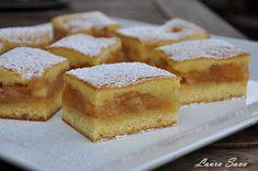 Prajitura turnata cu mere | Retete culinare cu Laura Sava - Cele mai bune retete pentru intreaga familie